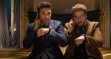 'The Interview' roundup: Crowds chant 'USA,' critics groan